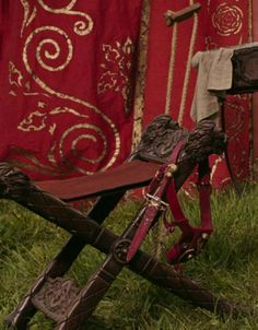Narnia: The Lion, the the Witch and the Wardrobe - Set detail