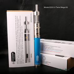 EGO-II Twist Mega Kit VV 2200mAh 3.3V-4.8V Variable Voltage e cig Vaporizer pen GS Vcore III Dual Coil Atomizer Tank E Cig Kits | US $22.99 | Free Shipping. Factory Price | http://vapekarmashop.com/products/ego-ii-twist-mega-kit-vv-2200mah-3-3v-4-8v-variable-voltage-e-cig-vaporizer-pen-gs-vcore-iii-dual-coil-atomizer-tank-e-cig-kits/    #vaping #vape #vapeporn #vapelife #vapecommunity #vapefam #vapestagram #vapeon #vaping #instavape #vapor #subohm #vapedaily #ejuice #vapenation #cloudchaser…