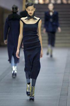 Paris Fashion Week: Miu Miu Fall 2013 / Photo by Anthea Simms