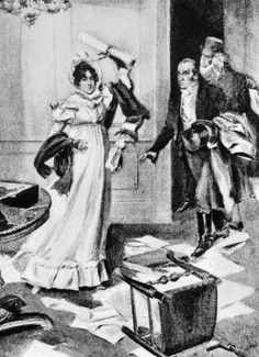First Lady Dolly Madison saves the Declaration of Independence before the British burned the White House.