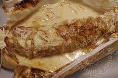 filet mignon au roquefort Filet Migon De Porc, Filet Mignon Sauce, Wrap Sandwiches, Recipe For 4, Fries, Good Food, Food And Drink, Cooking Recipes, Nutrition