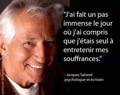 #citation de Jacques Salomé Plus