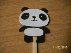 Image result for manualidades oso panda