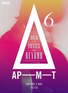 デザインとアートのカンファレンス『APMT6』、渋谷WWWで連動イベントも