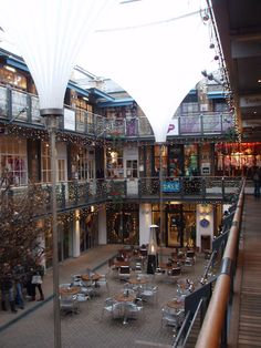 Kingly Court, Carnaby Street London.I love this place! Filled with unique shops selling both new and vintage items.A great place to spend a few hours :)