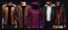 SuperHeroes Jacket Collection