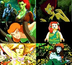 The History of Poison Ivy Part 2