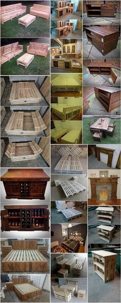 98 Best Pallets Images In 2019 Carpentry Furniture