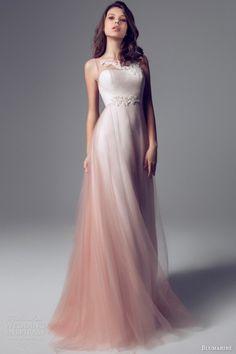 Charming And Elegant Blumarine Bridal 2014 Wedding Gowns Collection   Weddingomania