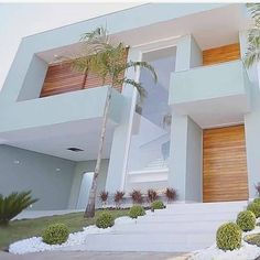 - Architecture and Home Decor - Bedroom - Bathroom - Kitchen And Living Room Interior Design Decorating Ideas - Architecture Design, Modern Architecture House, Bungalow House Design, House Front Design, Minimalist House Design, Modern House Design, Home Building Design, Building A House, Casa Clean