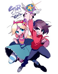 Star vs the Forces of Evil #Cartoon