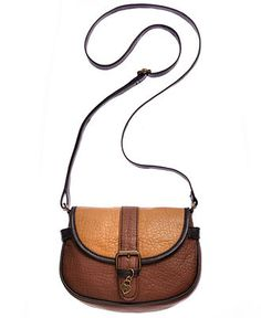 American Rag Handbag, Cammy Crossbody - Crossbody & Messenger Bags - Handbags & Accessories - Macy's American Rag, Nine West, Saddle Bags, Handbags, Clothes, Accessories, Style, Fashion, Outfits