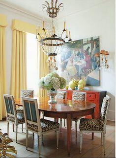 Jill Sorensen-Live Like You | Inspired Dining Spaces | http://jillsorensen.com/livelikeyou