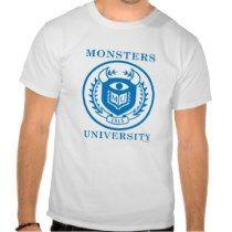 MU Seal - Light t-shirts