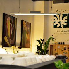 Perfect Yorbay LED Pendelleuchte Panel Esszimmer Beleuchtung H ngeleuchte B ro Arbeitszimmer Deckenbeleuchtung mit Befestigungsmaterial xmm W