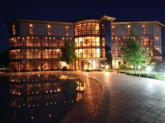 Hotel Anca din Eforie Nord dispune restaurant, terasa, masa de billiard, piscine de agrement cu sezlonguri si umbrele, loc de joaca special amenajat pentru copii, parcare in interiorul unitatii.