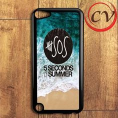 5sos Five Second Of Summer iPod 5 Case