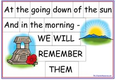 ANZAC Day Activity Educational Activities, Activities For Kids, Activity Ideas, Anzac Day, Australian Curriculum, Remembrance Day, Social Science, Teaching Resources, Teaching Ideas
