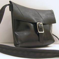 Recycled Inner Tube Bag Upcycled Tyre Tube Shoulder Bag