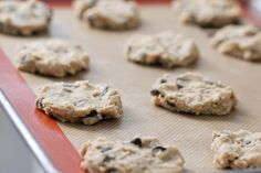 Cookies cookies cookies!  I'm a cookie baking fool, no doubt about it. Now, I know it's still January and we're all trying to watch what we're eating, but chocolate chip cookies do not get removed from my diet….ever.  It's just not allowed. When I was browsing around Pinterest last week, I was intrigued when I …