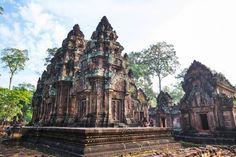 Admirer un des anciens temples de Koh Ker au Cambodge #temple #angkor #siemreap #cambodge. Pour en savoir plus: https://voyager-au-cambodge.com/sites-a-visiter/les-temples-dangkor