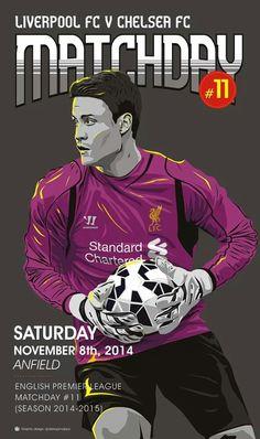 PL Matchday,  LFC Vs Chelsea