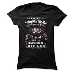 Correctional Officer T-Shirts, Hoodies. GET IT ==► https://www.sunfrog.com/Jobs/Correctional-Officer-93091751-Ladies.html?id=41382