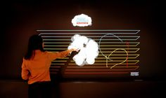 Moment Factory's Fun And Interactive Musical Wall | The Creators Project