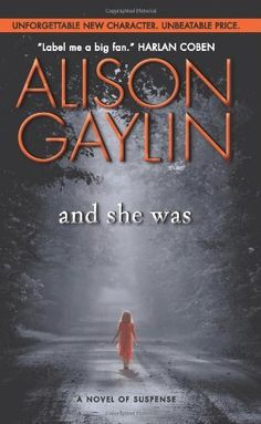 And She Was: A Novel of Suspense by Alison Gaylin, http://www.amazon.com/dp/0061878200/ref=cm_sw_r_pi_dp_daDMpb0W3D7SH
