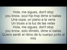 Gran Rah ft WH- Bailas ? (Letra) - YouTube