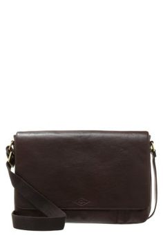 Fossil AIDEN - Across body bag - dark brown for £150.00 (07/01/16) with free delivery at Zalando