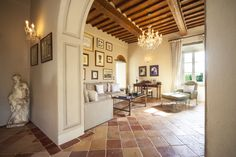 Gallery of Villa Laura in Cortona, Tuscany | Villa Laura