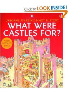 What Were Castles For? Usborne Starting Point History: Amazon.co.uk: Phil Roxbee Cox, Sue Stitt: Books