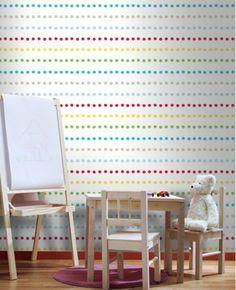 DF70499 Dětská papírová tapeta na zeď Graham & Brown, Kids@Home 4, velikost 10,05 m x 53 cm | kupsi-tapety.cz