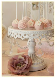 Whimsical and Romantic dessert table - Featured on www.Bellaparisdesigns.com