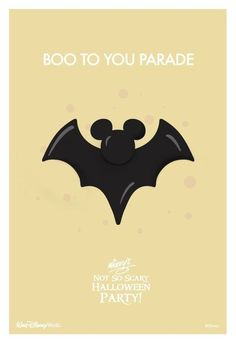 Disney Halloween ~ Boo To You Parade