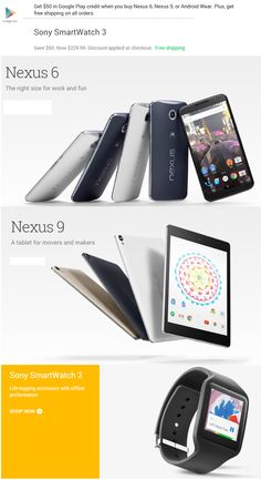 Sony Smartwatch 3, Nexus 9, Android Wear, Google Play, Smart Watch, How To Apply, Tech, Free Shipping, Hot