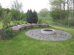 eine treppe aus stahlbeton | gartenbau selber gemacht, Gartenarbeit ideen