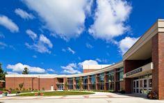 Hogan Center, Alma College, Alma, MI