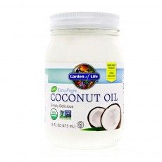 Garden of Life Extra Virgin Organic Coconut Oil - 16 fl oz (473mL)
