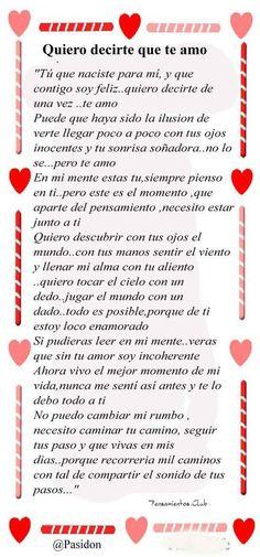 20 cartas poemas de amor muy romanticos para enamorar – Pensamientos.club #Frasesdeamornovios