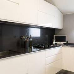 Appartamento a Roma di 75 mq: Cucina in stile in stile Minimalista di ...