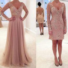 Inspiração de vestido com saia removível.  #casamento #wedding #bride #noiva #madrinha