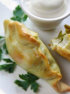sio-smutki! Monika od kuchni: Samosy - indyjskie pierożki (pieczone)