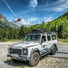 Land Rover Defender/Series : Photo