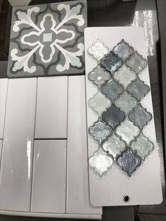 Trend Tile Models Lady's Houses is part of Cement tile floor - Bathroom Renos, Small Bathroom, Bathroom Canvas, Master Bathroom, Bathroom Inspo, Bathroom Designs, Bathroom Ideas, Home Renovation, Home Remodeling