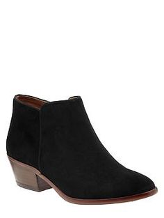 Sam Edelman Petty | Piperlime $130 Color: black Leather or Saddle Leather. Size: 7