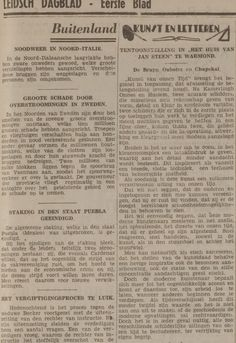 Leidsch Dagblad | 14 juni 1938 | pagina 3  (3/12)