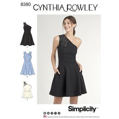 Purchase Simplicity 8380 Misses' Knit Dress or Top and read its pattern reviews. Find other Dresses, Tops sewing patterns. Making this dress soon!