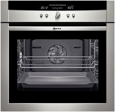 Neff Stainless Steel Pyrolytic Oven B16P42N3